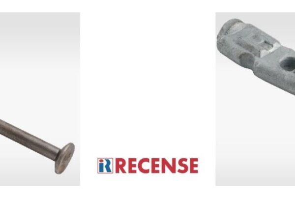 Sistemas de Elevación Recense-Terwa: Bulones de elevación 3D para prefabricados