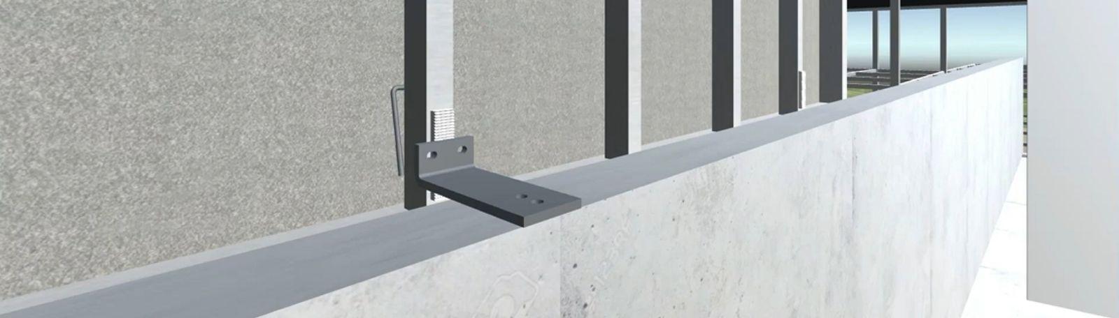 Fijaciones Recense GRC Stud Frame